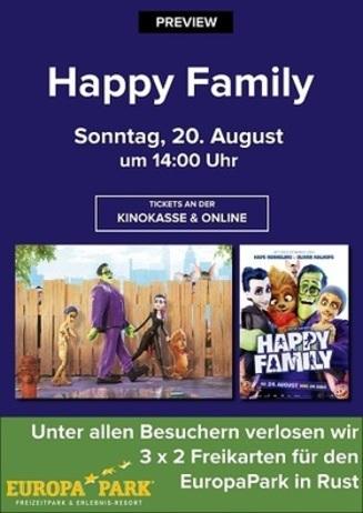 Happy Family Europapark
