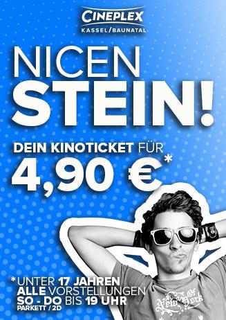 U17 - Dein Kinoticket für 4,90€