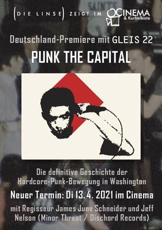 Mit Gleis 22: PUNK THE CAPITAL