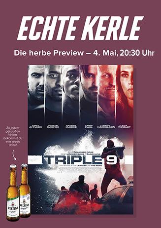 EK Preview: Triple 9