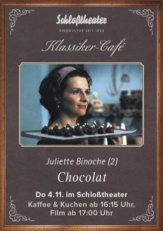 Klassiker-Café: CHOCOLAT