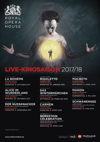 Royal Opera House London: Saison 2017-2018