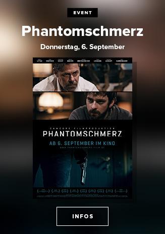 Cineplex Special: Phantomschmerz