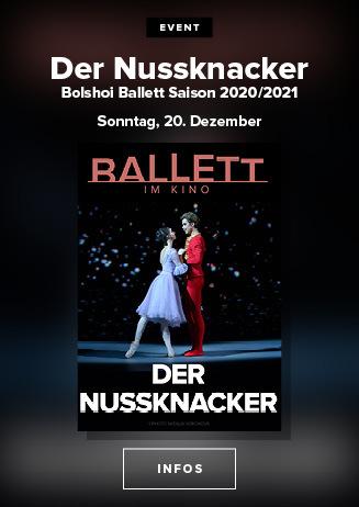 Bolshoi: Nussknacker