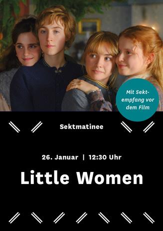 Little Women Sektmatinee
