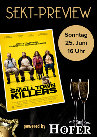 """170625 Sekt-Preview """"Small Town Killers"""""""
