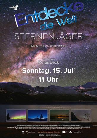 """180715 EdW """"Sternenjänger - Abenteuer Nachthimmel"""""""