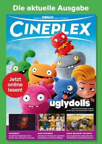 Cineplex - Kinomagazin