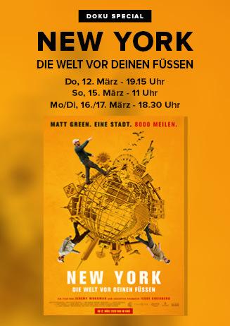 """200312-17 Doku Special """"New York - Die Welt vor deinen Füßen"""""""