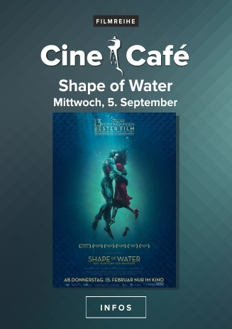CineTowerCafé: Shape of Water
