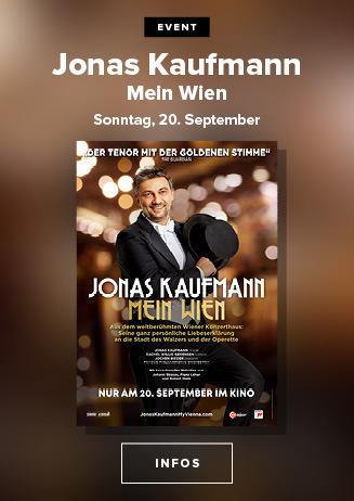20.09. - Jonas Kaufmann: Mein Wien