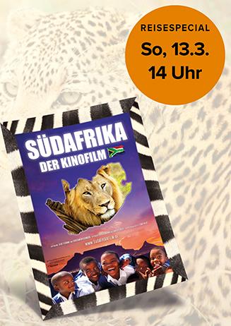 """160313 Reisespecial """"Südafrika"""""""