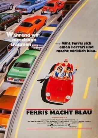 #throwback: FERRIS MACHT BLAU