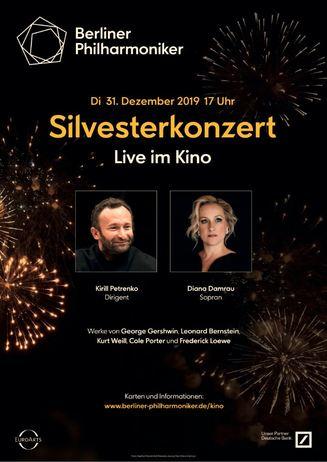 Berliner Philharmoniker 2019/20: Silvesterkonzert
