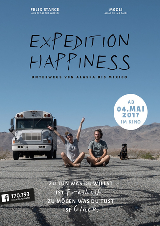 """ARTHOUSE """"Expedition Happiness """""""