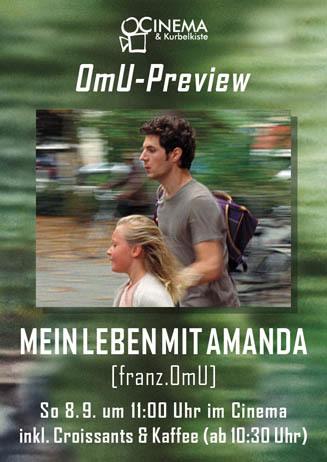 OmU-Preview: MEIN LEBEN MIT AMANDA