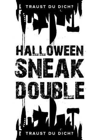 Halloween Sneak Double