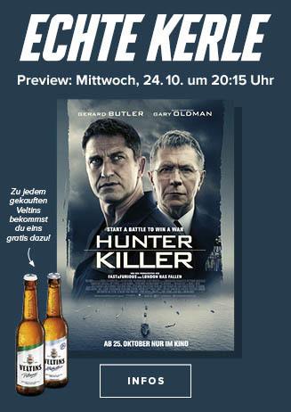 Echte-Kerle-Preview: HUNTER KILLER