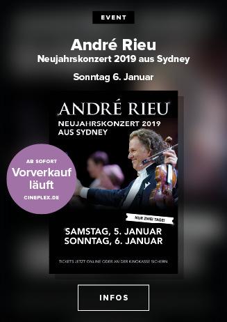 André Rieu - Neujahrskonzert 2019