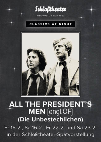 Classics at Night: DIE UNBESTECHLICHEN