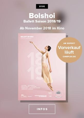 Bolshoi-Ballett: Saison 2018/2019