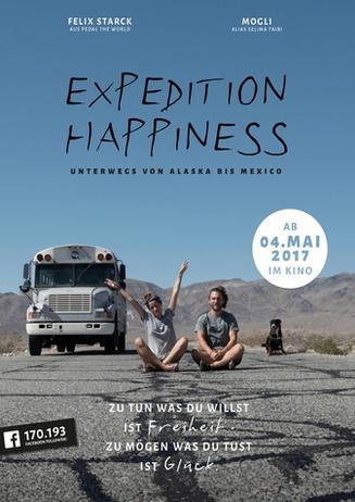 Reisefilmreihe EXPEDITION HAPPINESS