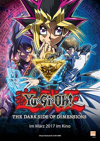 Anime-Night: Yu-Gi-Oh! The Dark Side of Dimensions