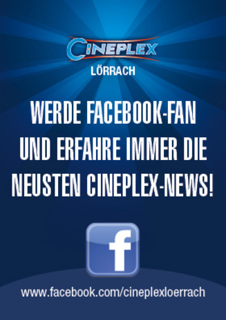 Cineplex Lörrach bei Facebook