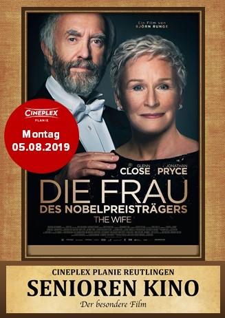 SK Die Frau des Nobelpreisträgers