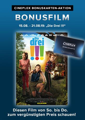 "Bonusfilm: ""Die Drei !!!"""