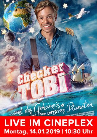 """Kinotour: """"Checker Tobi"""""""