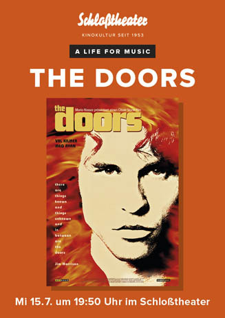 A Life for Music: THE DOORS