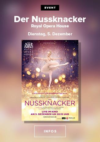 The Royal Ballett: Der Nussknacker