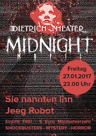 Midnight Movie: Sie nannten ihn Jeeg Robot
