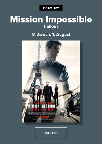 Eche Kerle: Mission Impossible Fallout