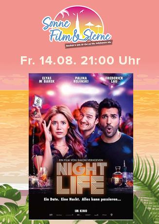 Sonne, Film & Sterne | Nightlife