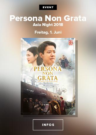 Asia Night: Persona Non Grata