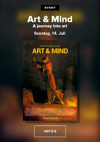 Art on Screen: Art & Mind