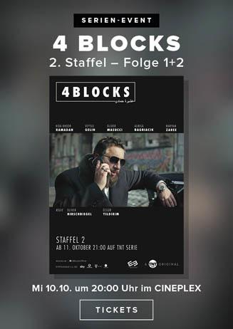 4 BLOCKS - Staffel 2, Folge 1+2