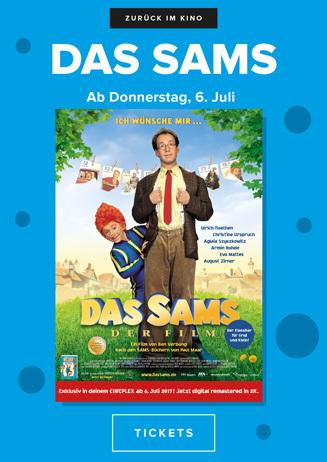Zurück im Kino: Das Sams