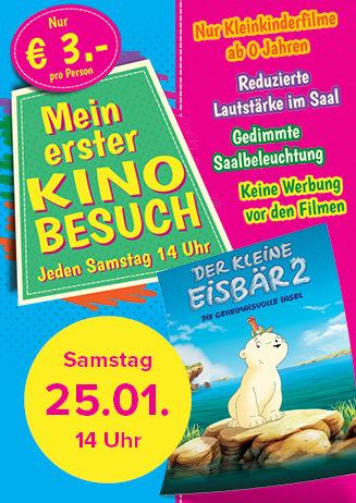"""200125 MeK """"Der kleine Eisbär - Die geheimnisvolle Insel"""""""