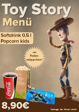 Concession Toy Story 4