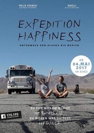 Expedition Happiness Vorverkauf