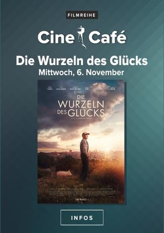 CineTowerCafé: Die Wurzeln des Glücks