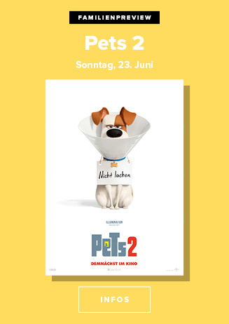 Familienpreview: PETS 2 3D
