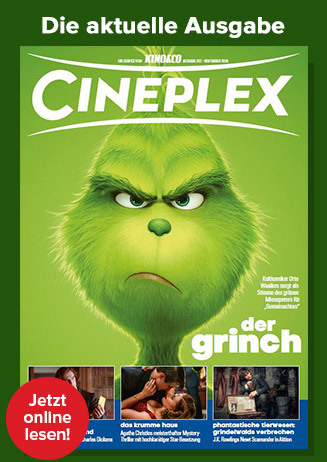 Cineplex KinoCo Ausgabe September