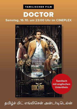 Tamilischer Film: DOCTOR