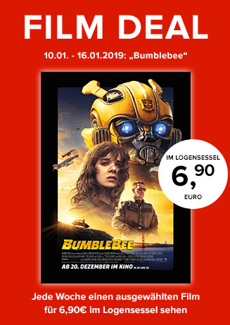 "Film Deal: ""Bumblebee"""