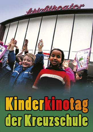 Kinderkinotag der Kreuzschule