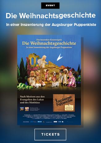Weihnachtsgeschichte Augsburger Puppenkiste